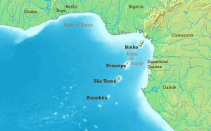 Gulf of Guinea via Wikipedia