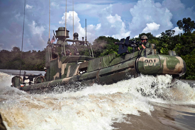 Riverine Squadron | 4GWAR