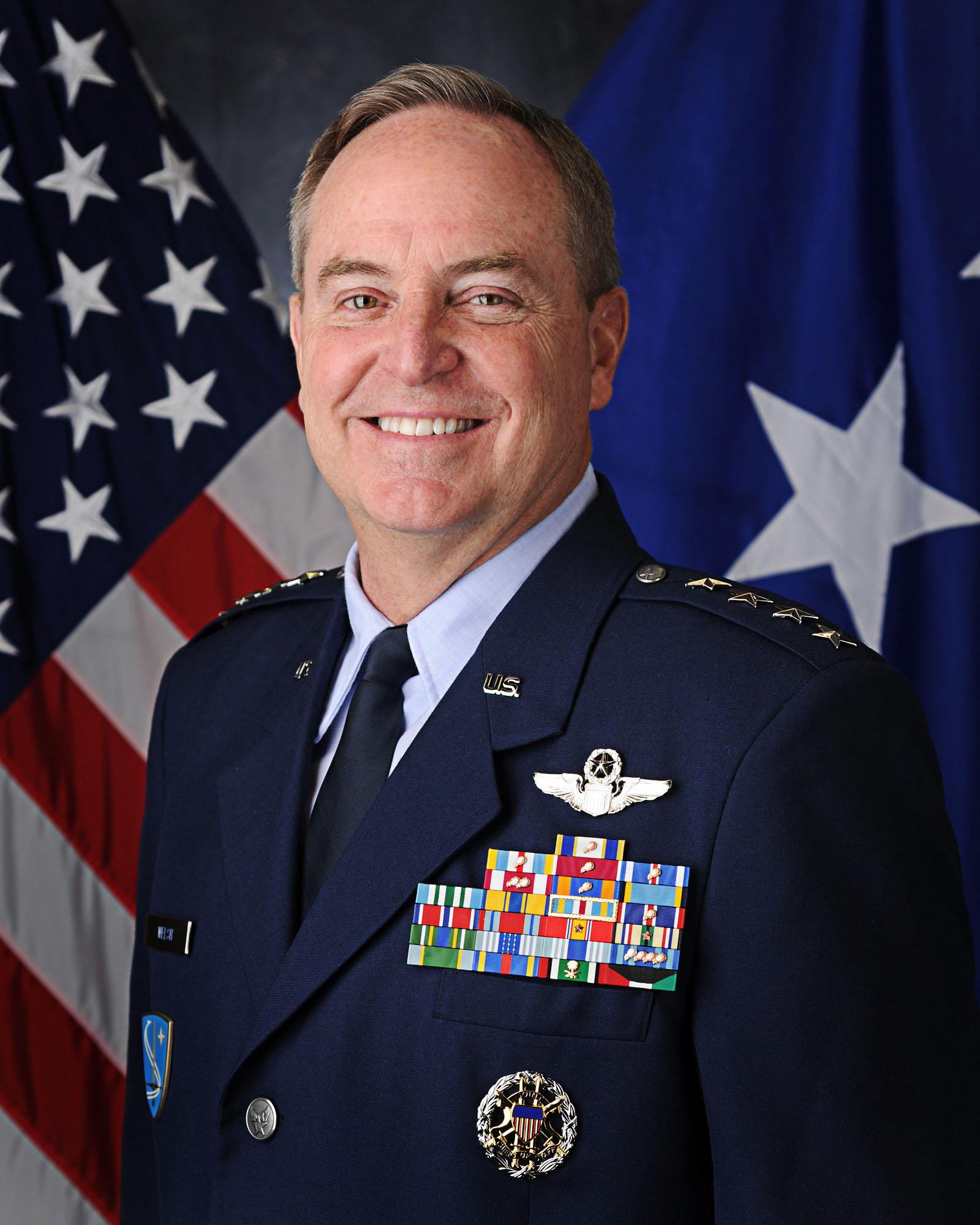 Air Force Gen Mark Welsh 4gwar