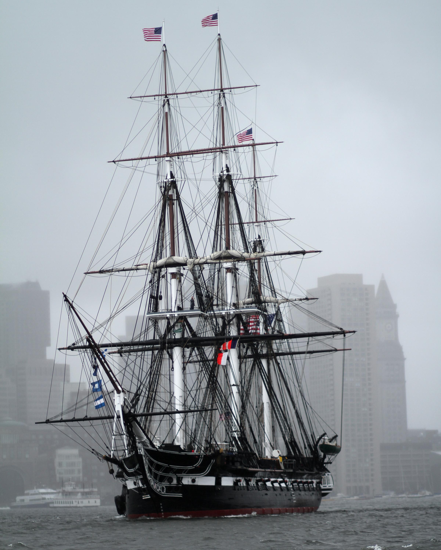 Uss Constitution USS Constitution | 4GW...