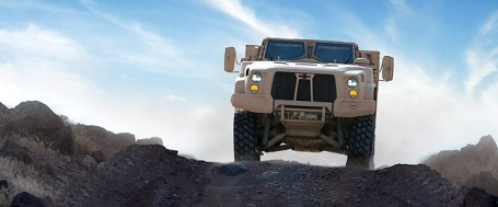 Oshkosh Corp. L-ATV offering. (Photo courtesy of Oshkosh Corp.)