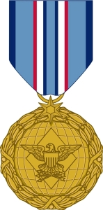 The Defense Warfare Medal (Courtesy of the Defense Dept.)