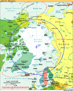 Arctic Circle Nations Click on image to enlarge.