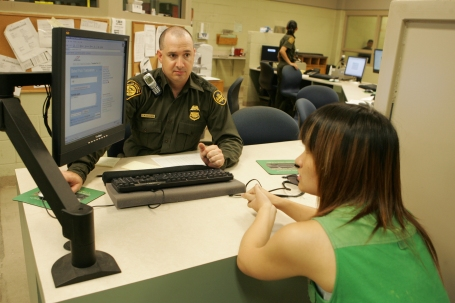 U.S. Border Patrol photo