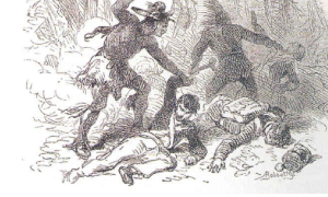 Massacre of Kentucky Militia