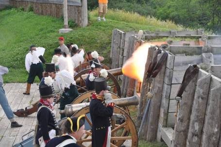 Photo courtesy of Fort Meigs Museum