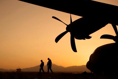 (USAF Photo by Master Sgt. Ben Bloker)