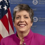 Janet Napolitano (Photo courtesy oif the Department of Homeland Security)