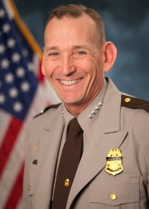 Randolph Alles, head of the Homeland Security Department's air force and navy: Custom and Border Protection's Office of Air & Marine. (CBP photo)