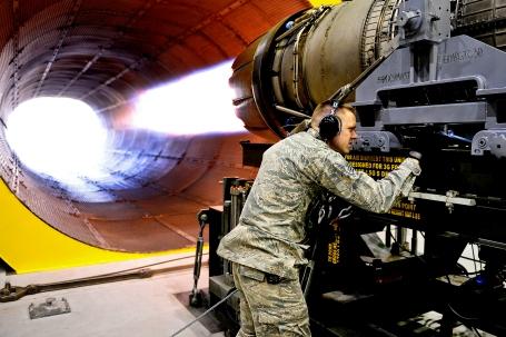 U.S. Air Force photo by Senior Airman Shawn Nickel