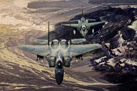 U.S. Air Force photo by Master Sgt. David J. Loeffler