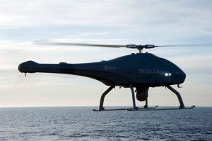 Saab Skeldar V-200 UAS (Photo by Stefan Kalun, Copyright Saab AB)
