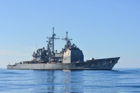 U.S. Navy photo by Mass Communication Specialist 2nd Class Billy Ho
