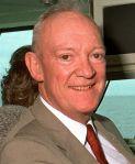 John S.D. Eisenhower in 1990. (Defense Dept. photo)
