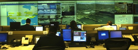 National Operations Center (Dept. of Homeland Security photo)