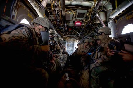 (U.S. Marine Corps photo by Lance Corporal Austin Schlosser)