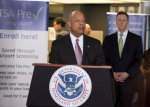Homeland Security Secretary Jeh Johnson (DHS photo)