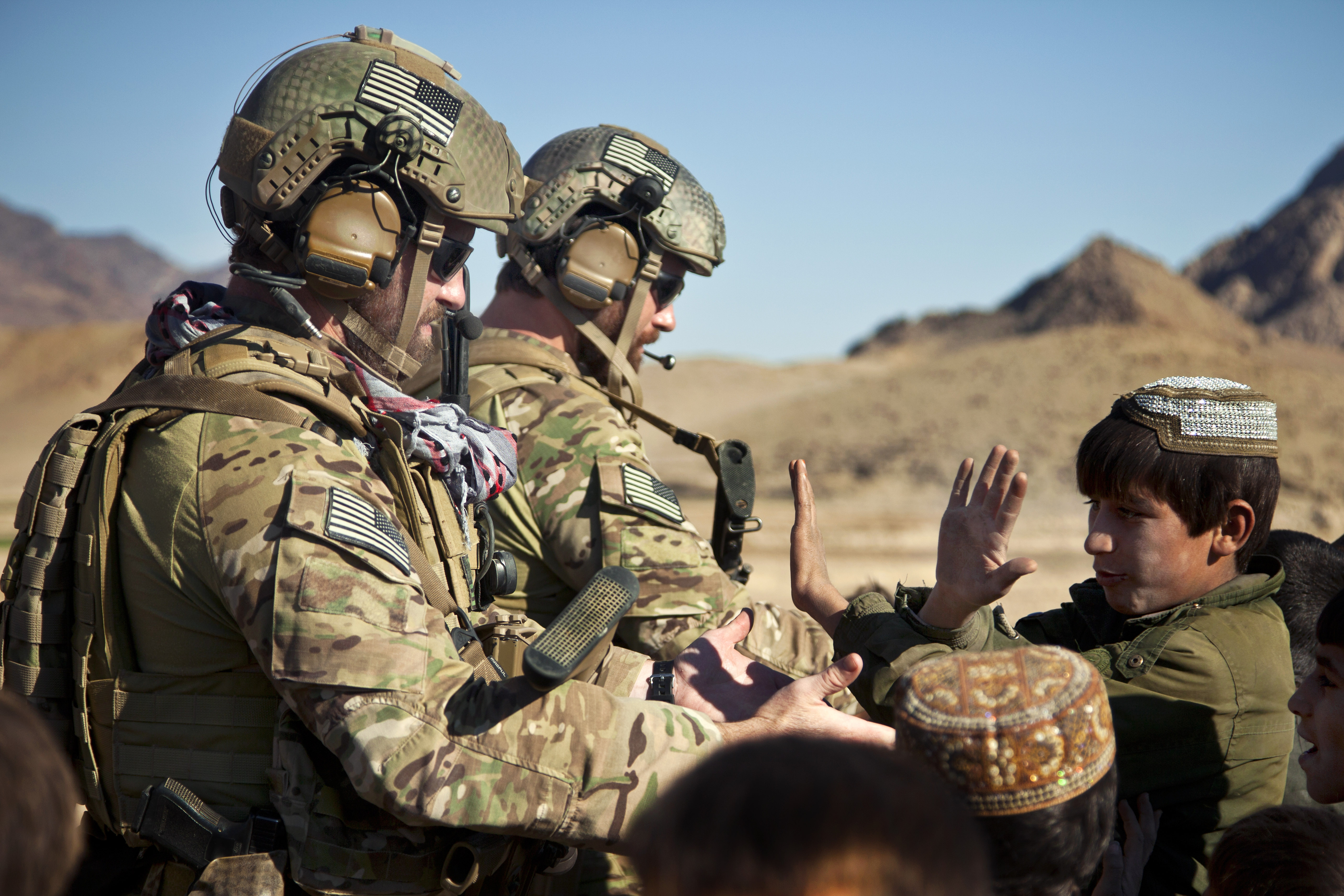 Special Operations Command   4GWAR