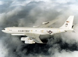 The E-8C Joint Surveillance Target Attack Radar System (Joint STARS) (U.S. Air Force file photo)
