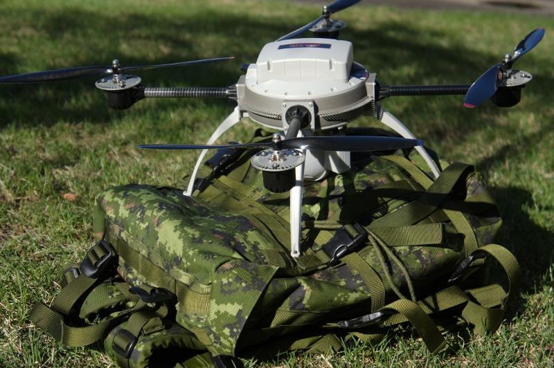 Military Quadcopter