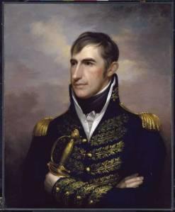 William Henry Harrison circa 1813 (National Portrait Gallery)