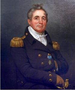 Commodore Joshua Barney (Maryland Historical Society)