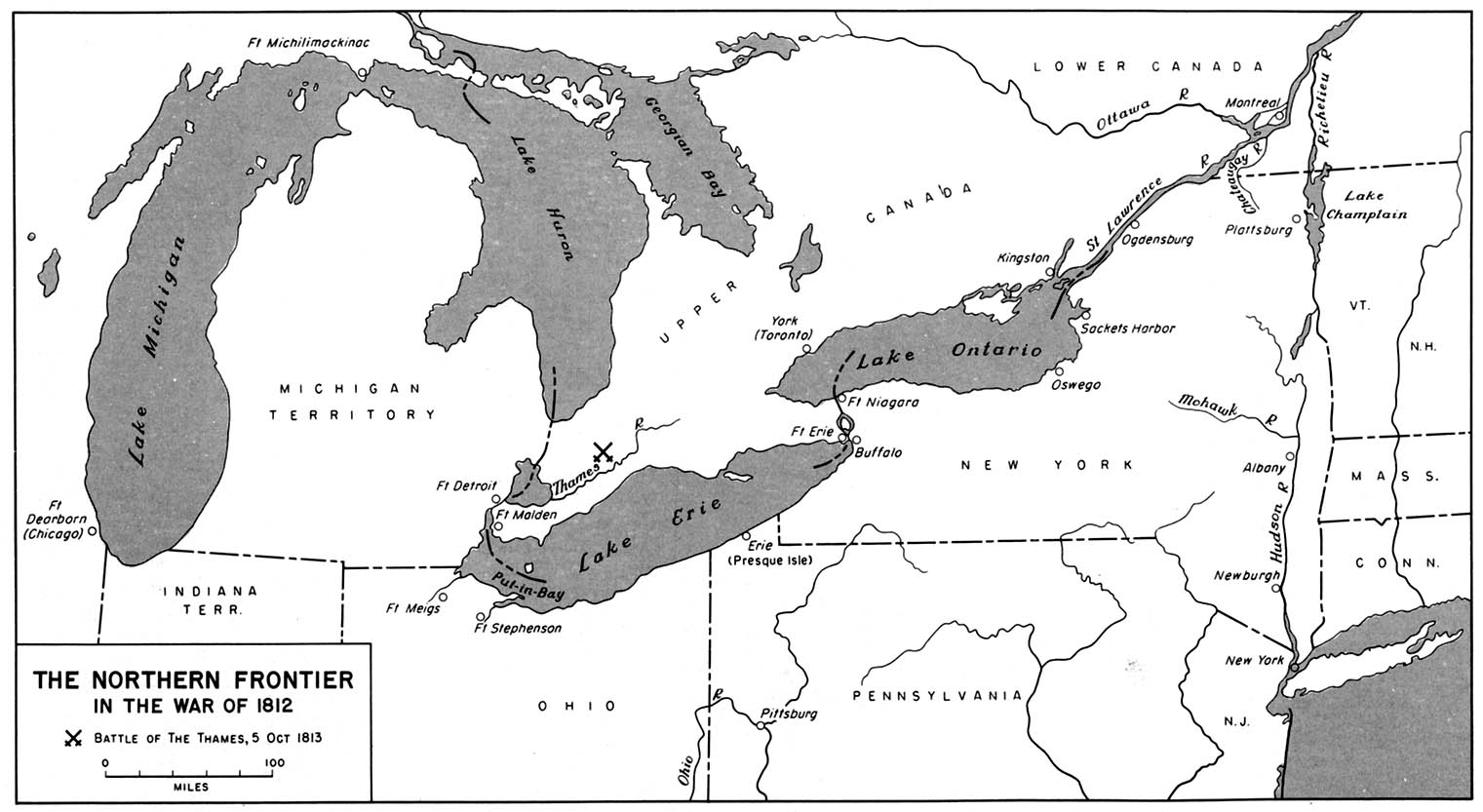 June  GWAR - Blank map of united states during civil war