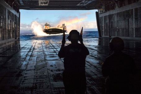 U.S. Navy photo by Mass Communication Specialist 3rd Class Will Gaskill
