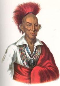 Sauk Chief Black Hawk