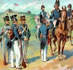 U.S. Army uniforms 1812-1815