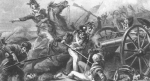 Battle of Chippawa (U.S. National Archives)