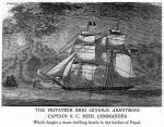The U.S. privateer Gen. John Armstrong (U.S. Navy via Wikipedia)