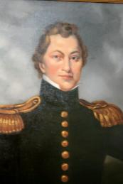 Maj. William Lawrence (War of 1812 Alabama, Facebok page)