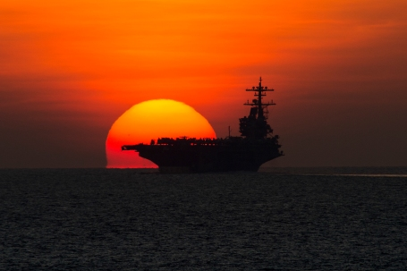 U.S. Navy photo by Mass Communication Specialist 2nd Class Abe McNatt