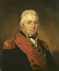 Vice Admiral Sir Alexander Cochrane (National Galleries, Scotland)
