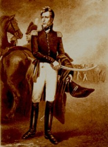 Major General Andrew Jackson (Photo: U.S. Marshals Service)