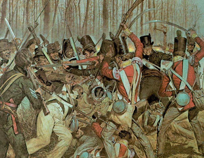 events leading up to war of 1812 America's second war for independence the war of 1812 with great britain is often referred to as america's second war for independence  discuss the events leading up to the war of 1812.