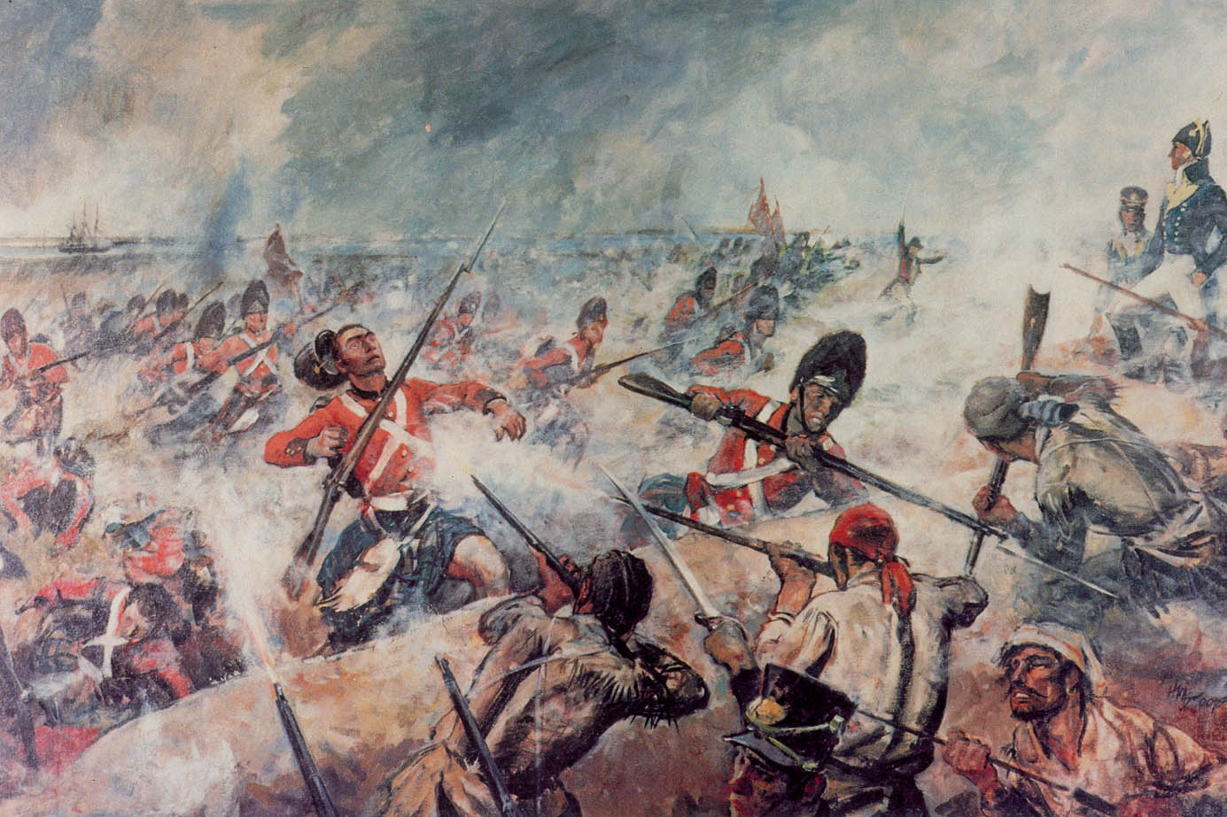 This Week In The War Of 1812 January 4 January 10 1815