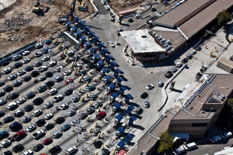 Border Traffic at the San Ysidro (California) Primary Port of Entry. (Customs and Border Protection photo)