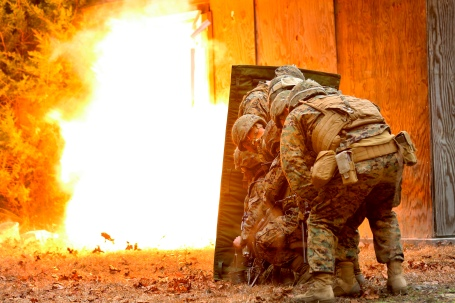 U.S. Marine Corps photo by Corporal Justin T. Updegraff