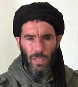 Mokhtar Belmokhtar (State Dept. Wanted poster)