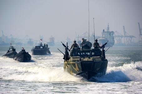U.S. Navy photo by Mass Communication Specialist 1st Class Joshua Scott
