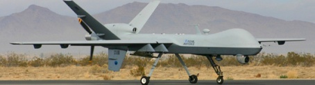 RAF Reaper drone (Royal Air Force/Ministry of Defence photo)