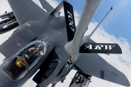 U.S. Air Force photo by Senior Airman Kate Thornton