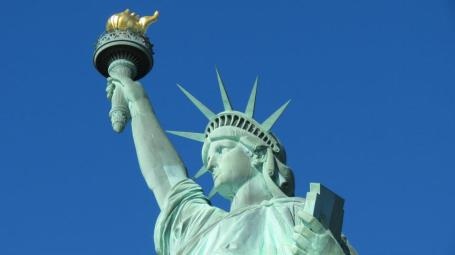 (Photo: Statue of Liberty National Monument Facebook page)