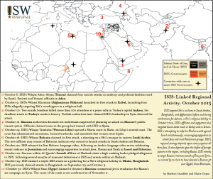 Map and data courtesy of the Institute for the Study of War.