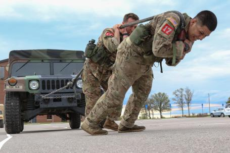 Army engineers compete in 2016 Best Sapper Competition