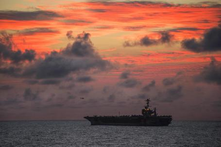 USS John C. Stennis (CVN 74) Conducts Flight Operations during RIMPAC 2016