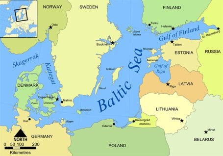 map-baltic-region