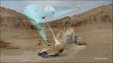 DIRECTED ENERGY-DARPA-MobileForce